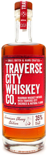 Traverse City Bourbon American Cherry Edition 750ml